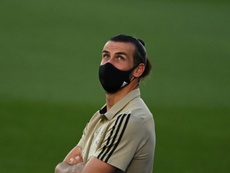 Bale explained why he decided to join Tottenham. AFP