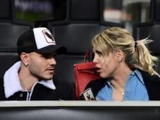 Icardi vuelve a liarla en redes. AFP