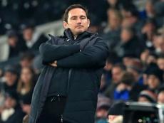 Lampard deve ser o novo treinador do Chelsea. AFP