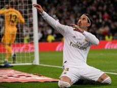 Zidane apoyará a Ramos si puede ir a Tokio. AFP