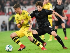 En el Borussia cuentan con Philipp y Weigl por lo menos hasta junio. AFP