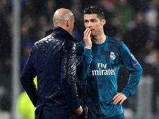 Madrid a souffert lors du premier grand rendez-vous sans Cristiano et Zidane. AFP