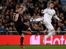 Por que Ramos e Bale desfalcam o Real Madrid? AFP