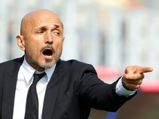 Inter boss Luciano Spalletti is determined to overhaul his squad this summer. AFP
