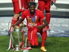 Alphonso Davies récompensé après sa grande saison. AFP