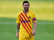 Il Barcellona vince contro il Girona. AFP