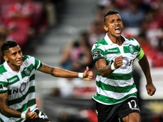 Nani proved that he is still a top talent in spite of his passing years. AFP