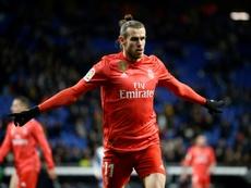 Bale ne regrette rien. afp