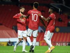 O clube inglês sofreu um ataque virtual. AFP