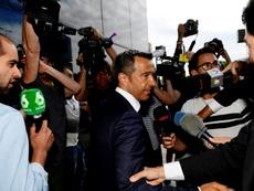 Jorge Mendes eso uno de los grandes agentes del fútbol mundial. AFP/Archivo