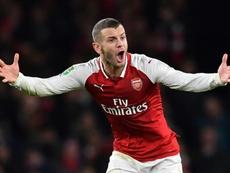 West Ham will get rid of Wilshere. AFP