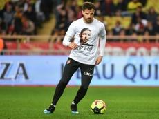 Cesc Fabregas has backed his decision to join Monaco. AFP