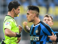 Lautaro ya le habría dado el 'sí' a la propuesta del Barcelona. AFP