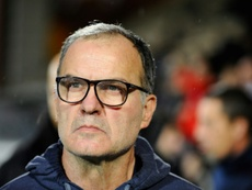 Bielsa could  become the Roma manager. AFP