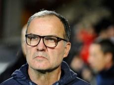 El Leeds ha tenido que pedir perdón por el último desvarío de su entrenador. AFP/Archivo