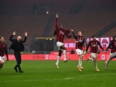 El Milan pide para Reyes dos renovaciones: Donnarumma y Çalhanoglu. AFP
