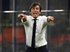 A Inter já tem um favorito para substituir Conte. AFP