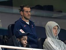 Bale no fue convocado por Giggs. AFP
