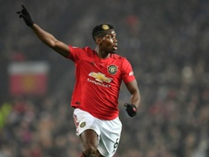 Le Real Madrid veut toujours recruter Pogba. AFP