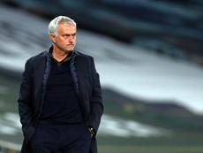 Mourinho restó presión a su Tottenham. AFP