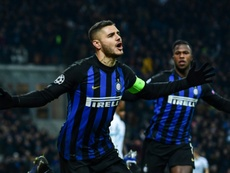La prolongation de Mauro Icardi va se faire. AFP