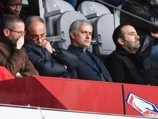 Mourinho abriu as portas ao campeonato francês. AFP