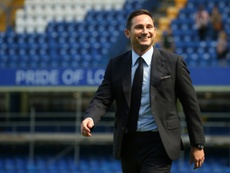 I was very impressed – Lampard hails brilliant Pulisic. AFP