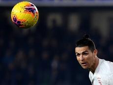 Le grand honneur que Dubaï a accordé à Cristiano Ronaldo. AFP