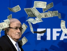 Blatter réclame 120 montres de luxe à la FIFA. AFP