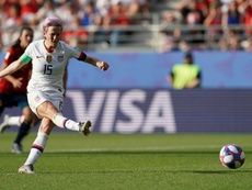 The favourites to win the 2019 Women's World Cup. AFP