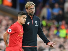 Philippe Coutinho não confirmou expectativas após sair do Liverpool. AFP