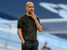 City y Aston Villa juegan su partido aplazado de la primera jornada. AFP