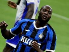 L'Inter Milan craque et doit se contenter du nul. AFP