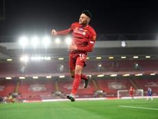 Liverpool a confiance en Chamberlain. AFP