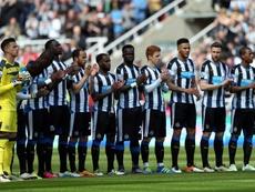 El Newcastle sigue con paso firme su camino de vuelta a la Premier League. AFP/Archivo