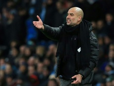 City cherche le successeur de Guardiola. AFP