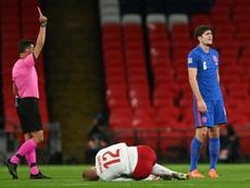 Southgate inquiet pour la carrière de Maguire. goal