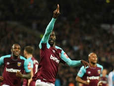 Obiang voudrait revenir à la Sampdoria. AFP