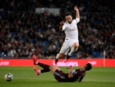 Grandes datos para Florentino y el Real Madrid. AFP