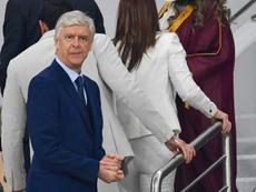 Wenger se oferece para substituir Koeman na Seleção Holandesa. AFP