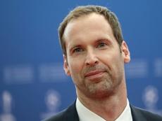 El ex portero es miembro de la secretaría técnica del Chelsea. AFP