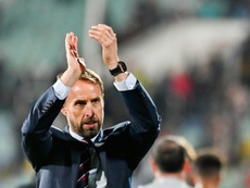 Southgate gusta al United. AFP