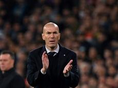 Le groupe du Real Madrid pour affronter Manchester City. AFP