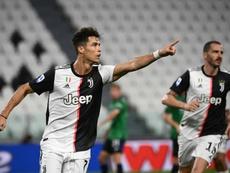 Pareggio tra Juventus e Atalanta. AFP