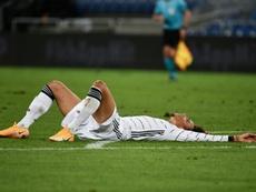 It was a six goal thriller. AFP