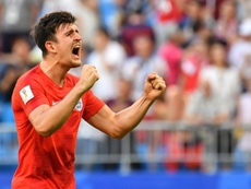 Maguire's signing has created a battle between the Manchunian teams. AFP