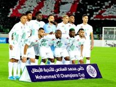 Marrocos tem competições suspensas até nova ordem. AFP