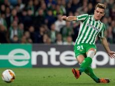 Rubi aimerait que Lo Celso reste au Betis Séville. AFP