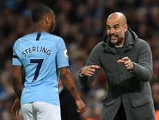 Sterling will not renew with City if Guardiola does not stay. EFE