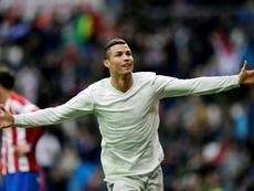 El delantero luso sigue batiendo registros en el Real Madrid. EFE 1c515984596da